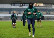 4 January 2020; Tiernan O'Halloran during Connacht Rugby squad training at The Sportsground in Galway. Photo by Sam Barnes/Sportsfile