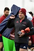 8 January 2020; CJ Stander during a Munster Rugby squad training session at University of Limerick in Limerick. Photo by Matt Browne/Sportsfile