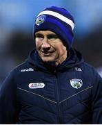 9 January 2020; Laois manager Eddie Brennan during the 2020 Walsh Cup Round 2 match between Dublin and Laois at Parnell Park in Dublin. Photo by Matt Browne/Sportsfile