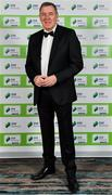 10 January 2020; Former Republic of Ireland international Packie Bonner arrives ahead of the SSE Airtricity / Soccer Writers Association of Ireland Diamond Jubilee Personality of the Year Awards 2019 at the Clayton Hotel in Dublin. Photo by Seb Daly/Sportsfile