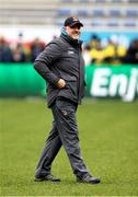11 January 2020; Ulster Rugby Head Coach Dan McFarland before the Heineken Champions Cup Pool 3 Round 5 match between ASM Clermont Auvergne and Ulster at Stade Marcel-Michelin in Clermont-Ferrand, France. Photo by John Dickson/Sportsfile