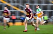 11 January 2020; Ronan Wallace of Westmeath during the O'Byrne Cup Semi-Final match between Offaly and Westmeath at Bord na Móna O'Connor Park in Tullamore, Offaly. Photo by Harry Murphy/Sportsfile