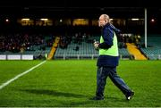 11 January 2020; Limerick manager Billy Lee before the McGrath Cup Final match between Cork and Limerick at LIT Gaelic Grounds in Limerick. Photo by Piaras Ó Mídheach/Sportsfile