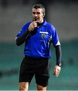 11 January 2020; Referee Brendan Griffin during the McGrath Cup Final match between Cork and Limerick at LIT Gaelic Grounds in Limerick. Photo by Piaras Ó Mídheach/Sportsfile