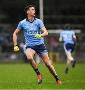 11 January 2020; Ryan Deegan of Dublin during the O'Byrne Cup Semi-Final match between Longford and Dublin at Glennon Brothers Pearse Park in Longford. Photo by Ray McManus/Sportsfile