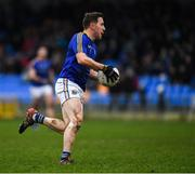 11 January 2020; Daniel Mimnagh of Longford during the O'Byrne Cup Semi-Final match between Longford and Dublin at Glennon Brothers Pearse Park in Longford. Photo by Ray McManus/Sportsfile