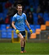 11 January 2020; CJ Smith of Dublin during the O'Byrne Cup Semi-Final match between Longford and Dublin at Glennon Brothers Pearse Park in Longford. Photo by Ray McManus/Sportsfile