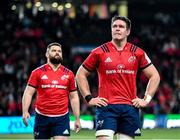 12 January 2020; Billy Holland of Munster following his side's defeat during the Heineken Champions Cup Pool 4 Round 5 match between Racing 92 and Munster at Paris La Defence Arena in Paris, France. Photo by Seb Daly/Sportsfile