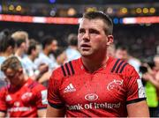 12 January 2020; CJ Stander of Munster following his side's defeat during the Heineken Champions Cup Pool 4 Round 5 match between Racing 92 and Munster at Paris La Defence Arena in Paris, France. Photo by Seb Daly/Sportsfile