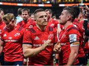 12 January 2020; Andrew Conway of Munster following his side's defeat during the Heineken Champions Cup Pool 4 Round 5 match between Racing 92 and Munster at Paris La Defence Arena in Paris, France. Photo by Seb Daly/Sportsfile