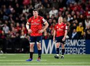 12 January 2020; Peter O'Mahony of Munster during the Heineken Champions Cup Pool 4 Round 5 match between Racing 92 and Munster at Paris La Defence Arena in Paris, France. Photo by Seb Daly/Sportsfile