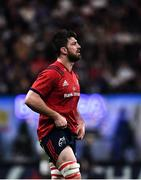 12 January 2020; Jean Kleyn of Munster during the Heineken Champions Cup Pool 4 Round 5 match between Racing 92 and Munster at Paris La Defence Arena in Paris, France. Photo by Seb Daly/Sportsfile