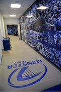 12 January 2020; A general view of the players tunnel at the Heineken Champions Cup Pool 1 Round 5 match between Leinster and Lyon at the RDS Arena in Dublin. Photo by Ramsey Cardy/Sportsfile