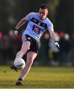 12 January 2020; Stephen Coen of UCD during the Sigerson Cup Round 1 between UCD and UU Jordanstown at UCD Billings Park in Belfield, Dublin. Photo by Ben McShane/Sportsfile