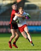 12 January 2020; Ben O'Donnell of Tyrone during the Bank of Ireland Dr McKenna Cup Semi-Final match between Tyrone and Down at the Athletic Grounds in Armagh. Photo by Oliver McVeigh/Sportsfile