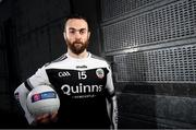 14 January 2020; Kilcoo and former Down Footballer Conor Laverty is pictured ahead of the AIB GAA All-Ireland Senior Club Football Championship Final where they face Corofin of Galway on Sunday January 19th at Croke Park. AIB is in its 29th year sponsoring the GAA Club Championship and is delighted to continue to support the Junior, Intermediate and Senior Championships across football, hurling and camogie. For exclusive content and behind the scenes action throughout the AIB GAA & Camogie Club Championships follow AIB GAA on Facebook, Twitter, Instagram and Snapchat. Photo by Ramsey Cardy/Sportsfile