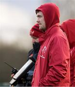 14 January 2020; Peter O'Mahony during a Munster Rugby training session at University of Limerick in Limerick. Photo by Matt Browne/Sportsfile