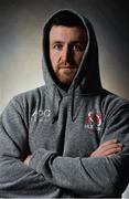 14 January 2020; Alan O'Connor poses for a portrait after an Ulster Rugby press conference at Kingspan Stadium in Belfast. Photo by Oliver McVeigh/Sportsfile