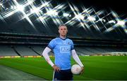 15 January 2020; (EDITOR'S NOTE: This image was created using a starburst filter) eir sport has today announced the details of its 2020 Allianz Leagues coverage. On hand for the launch were Cork's Alan Cadogan, Wexford's Rory O'Connor, Dublin's Paul Mannion and Kerry's Paul Geaney. Over seven weekends eir sport will broadcast 15 football and hurling games and become the home of Saturday night live GAA. The coverage kicks off on Saturday 25th January, with a massive triple header across its channels, including the All-Ireland football & hurling champions. Pictured at the launch is Paul Mannion of Dublin. Photo by Brendan Moran/Sportsfile