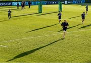 17 January 2020; Devin Toner during the Leinster Rugby captain's run at Stadio Comunale di Monigo in Treviso, Italy. Photo by Ramsey Cardy/Sportsfile
