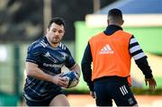 17 January 2020; Cian Healy during the Leinster Rugby captain's run at Stadio Comunale di Monigo in Treviso, Italy. Photo by Ramsey Cardy/Sportsfile