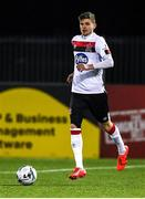 17 January 2020; Seán Gannon of Dundalk during the Pre-Season Friendly match between Dundalk and UCD at Oriel Park in Dundalk, Co. Louth. Photo by Harry Murphy/Sportsfile
