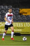 17 January 2020; Andy Boyle of Dundalk during the Pre-Season Friendly match between Dundalk and UCD at Oriel Park in Dundalk, Co. Louth. Photo by Harry Murphy/Sportsfile