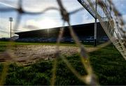 18 January 2020; A general view of MW Hire O'Moore Park prior to the Walsh Cup Final between Wexford and Galway at MW Hire O'Moore Park in Portlaoise, Laois. Photo by Diarmuid Greene/Sportsfile