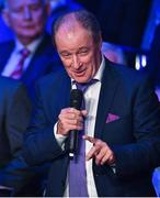 18 January 2020; Former Republic of Ireland manager Brian Kerr speaking at the Conferring of the Honorary Freedom of Dublin City on Jim Gavin ceremony in the Round Room at the Mansion House, in Dawson St, Dublin. Photo by Brendan Moran/Sportsfile