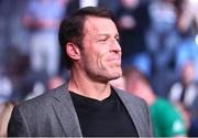 18 January 2020; Motivational speaker and author Tony Robbins in attendance at the UFC 246 Welterweight bout between Conor McGregor and Donald Cerrone at the T-Mobile Arena in Las Vegas, Nevada, USA. Photo by Mark J. Rebilas / USA TODAY Sports via Sportsfile