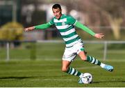 18 January 2020; Graham Burke of Shamrock Rovers during the Pre-Season Friendly between Shamrock Rovers and Bray Wanderers at Roadstone Group Sports Club in Dublin. Photo by Ben McShane/Sportsfile