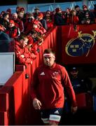 19 January 2020; CJ Stander of Munster prior to the Heineken Champions Cup Pool 4 Round 6 match between Munster and Ospreys at Thomond Park in Limerick. Photo by Diarmuid Greene/Sportsfile