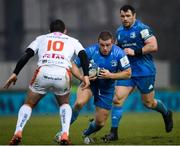 18 January 2020; Seán Cronin of Leinster during the Heineken Champions Cup Pool 1 Round 6 match between Benetton and Leinster at the Stadio Comunale di Monigo in Treviso, Italy. Photo by Ramsey Cardy/Sportsfile