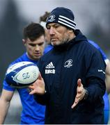 18 January 2020; Leinster scrum coach Robin McBryde ahead of the Heineken Champions Cup Pool 1 Round 6 match between Benetton and Leinster at the Stadio Comunale di Monigo in Treviso, Italy. Photo by Ramsey Cardy/Sportsfile