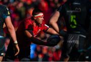 19 January 2020; CJ Stander of Munster after scoring his side's first try during the Heineken Champions Cup Pool 4 Round 6 match between Munster and Ospreys at Thomond Park in Limerick. Photo by Brendan Moran/Sportsfile