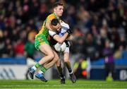 19 January 2020; Conor Laverty of Kilcoo is tackled by Dylan Wall of Corofin during the AIB GAA Football All-Ireland Senior Club Championship Final between Corofin and Kilcoo at Croke Park in Dublin. Photo by Piaras Ó Mídheach/Sportsfile