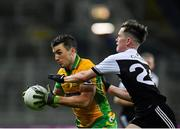 19 January 2020; Daithí Burke of Corofin in action against Justin Clarke of Kilcoo during the AIB GAA Football All-Ireland Senior Club Championship Final between Corofin and Kilcoo at Croke Park in Dublin. Photo by Seb Daly/Sportsfile