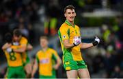 19 January 2020; Ronan Steede of Corofin celebrates after the AIB GAA Football All-Ireland Senior Club Championship Final between Corofin and Kilcoo at Croke Park in Dublin. Photo by Piaras Ó Mídheach/Sportsfile