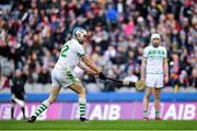 19 January 2020; TJ Reid of Ballyhale Shamrocks scores a free during the AIB GAA Hurling All-Ireland Senior Club Championship Final between Ballyhale Shamrocks and Borris-Ileigh at Croke Park in Dublin. Photo by Seb Daly/Sportsfile