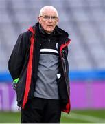 19 January 2020; Kilcoo manager Mickey Moran before the AIB GAA Football All-Ireland Senior Club Championship Final between Corofin and Kilcoo at Croke Park in Dublin. Photo by Piaras Ó Mídheach/Sportsfile