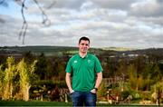 20 January 2020; Head coach Noel McNamara poses for a portrait following an Ireland Rugby Under-20 Six Nations Squad Announcement at Fota Island Resort in Cork. Photo by David Fitzgerald/Sportsfile