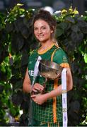 21 January 2020; In attendance at the launch of the 2020 Lidl Ladies National Football Leagues at Lidl Ireland Head Office in Tallaght, Dublin, is Máire O'Shaughnessy of Meath. Photo by Seb Daly/Sportsfile
