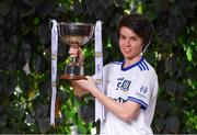 21 January 2020; In attendance at the launch of the 2020 Lidl Ladies National Football Leagues at Lidl Ireland Head Office in Tallaght, Dublin, is Cora Courtney of Monaghan. Photo by Seb Daly/Sportsfile