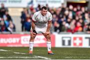 18 January 2020; Jack McGrath of Ulster during the Heineken Champions Cup Pool 3 Round 6 match between Ulster and Bath at Kingspan Stadium in Belfast. Photo by Oliver McVeigh/Sportsfile