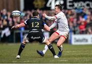 18 January 2020; Billy Burns of Ulster during the Heineken Champions Cup Pool 3 Round 6 match between Ulster and Bath at Kingspan Stadium in Belfast. Photo by Oliver McVeigh/Sportsfile