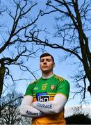 22 January 2020; In attendance at the launch of the 2020 Allianz Leagues at Malone House, Belfast is Donegal footballer Jamie Brennan. 2020 marks the 28th year of Allianz' partnership with the GAA as sponsors of the Allianz Leagues. Photo by Brendan Moran/Sportsfile