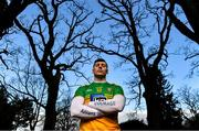 22 January 2020; In attendance at the launch of the 2020 Allianz Leagues at Malone House, Belfast is Donegal footballer Jamie Brennan. 2020 marks the 28th year of Allianz' partnership with the GAA as sponsors of the Allianz Leagues. Photo by Brendan Moran/Sportsfile *** NO REPRODUCTION FEE ***