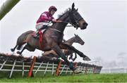23 January 2020; Apple's Jade, with Davy Russell up, during the John Mulhern Galmoy Hurdle at Gowran Park in Kilkenny. Photo by Matt Browne/Sportsfile