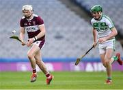 19 January 2020; Brendan Maher of Borris-Ileigh gets away from Eoin Cody of Ballyhale Shamrocks during the AIB GAA Hurling All-Ireland Senior Club Championship Final between Ballyhale Shamrocks and Borris-Ileigh at Croke Park in Dublin. Photo by Piaras Ó Mídheach/Sportsfile