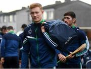 25 January 2020; William O'Donoghue of Limerick arrives for the Allianz Hurling League Division 1 Group A Round 1 match between Tipperary and Limerick at Semple Stadium in Thurles, Tipperary. Photo by Diarmuid Greene/Sportsfile